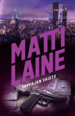 Laine, Matti - Tappajan vaisto, ebook