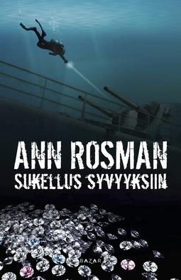 Rosman, Ann - Sukellus syvyyksiin, e-kirja