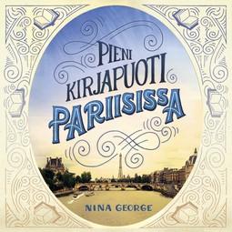 George, Nina - Pieni kirjapuoti Pariisissa, äänikirja
