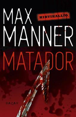 Manner, Max - Matador, e-kirja