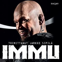 Sipilä, Jarkko - Immu, audiobook