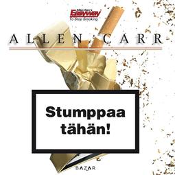 Carr, Allen - Stumppaa tähän!, äänikirja