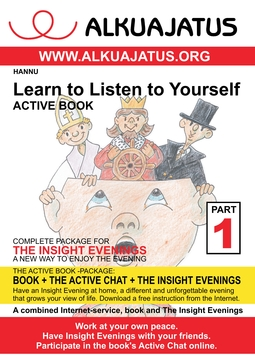 Hannu - Learn to Listen to Yourself 1: Active Book, ebook