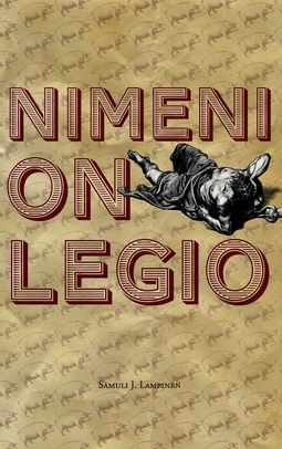 Lampinen, Samuli J. - Nimeni on Legio, ebook