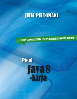 Peltomäki, Juha - Pieni Java 8 -kirja, e-kirja
