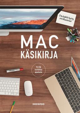 Karjalainen, Outi - Mac-käsikirja, e-kirja