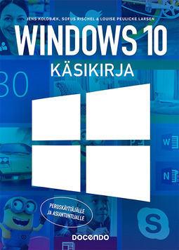 Koldbaek, Jens - Windows 10 -käsikirja, e-kirja