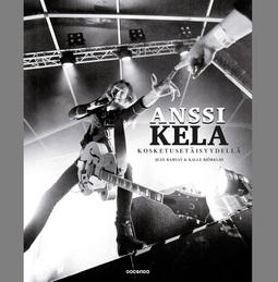 Ramsay, Jean - Anssi Kela – Kosketusetäisyydellä, äänikirja