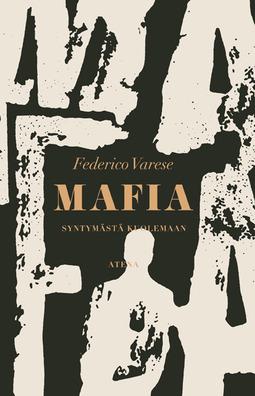 Varese, Federico - Mafia: Syntymästä kuolemaan, e-kirja