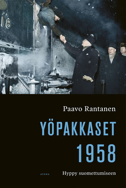 Rantanen, Paavo - Yöpakkaset 1958: Hyppy suomettumiseen, e-kirja