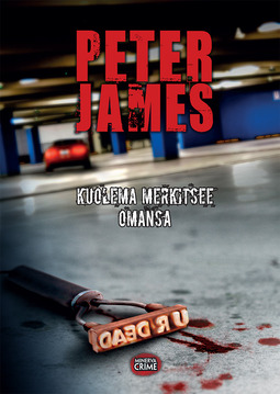 James, Peter - Kuolema merkitsee omansa, e-kirja