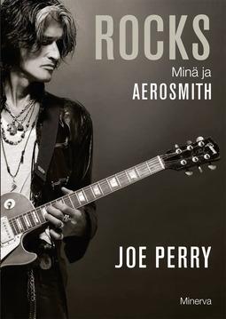 Perry, Joe - ROCKS: Minä ja Aerosmith, e-kirja