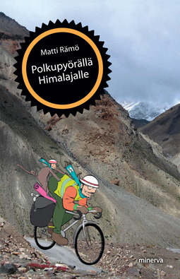 Rämö, Matti - Polkupyörällä Himalajalle, ebook