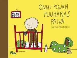 Pelliccioni, Sanna - Onni-pojan puuhakas päivä, e-kirja