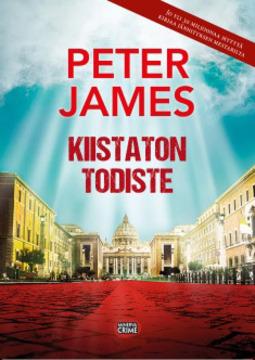 James, Peter - Kiistaton todiste, e-kirja