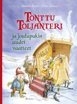 Kiuru, Annukka - Tonttu Toljanteri ja joulupukin uudet vaatteet, e-bok