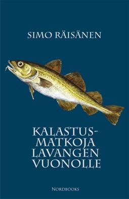 Räisänen, Simo - Kalastusmatkoja Lavangen vuonolle, e-kirja