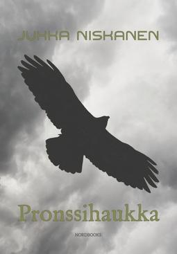 Niskanen, Jukka - Pronssihaukka, e-kirja
