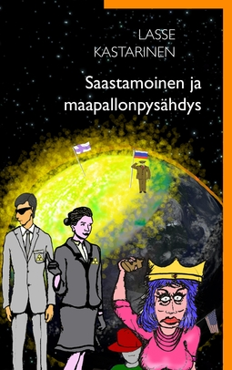Kastarinen, Lasse - Saastamoinen ja maapallonpysähdys, e-kirja