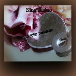 Laakso, Nina - Sydän joka rakastaa, e-kirja
