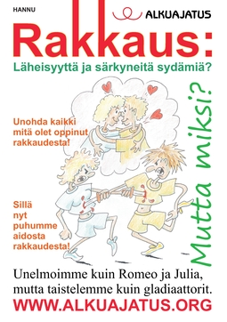 Hannu - Rakkaus: Läheisyyttä ja särkyneitä sydämiä?, e-kirja