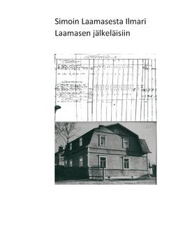 Karlsson, Simo - Simon Laamaisesta Ilmari Laamasen  jälkeläisiin, e-kirja