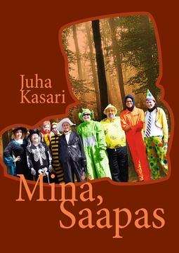 Kasari, Juha - Minä, Saapas, e-kirja