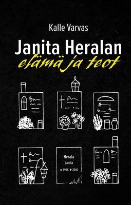 Varvas, Kalle - Janita Heralan Elämä Ja Teot, e-kirja