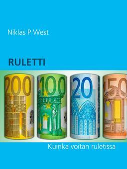 West, Niklas P - Ruletti, e-kirja