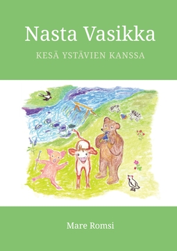 Romsi, Mare - Nasta Vasikka: Kesä ystävien kanssa, e-kirja