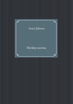 Jokinen, Antti - Myrkkyvaroitus, e-kirja