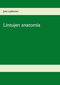 Laakkonen, Juha - Lintujen anatomia, e-kirja