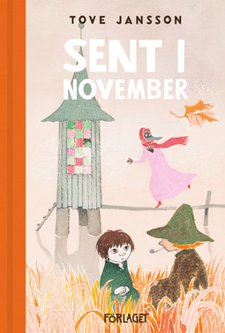 Jansson, Tove - Sent i november, ebook