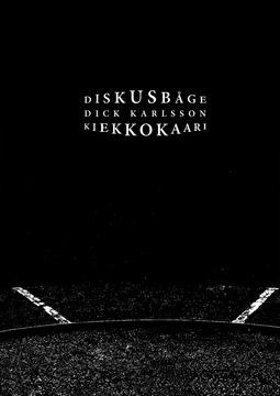 Karlsson, Dick - Diskusbåge - Kiekkokaari, e-kirja