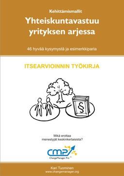 Tuominen, Kari - Yhteiskuntavastuu yrityksen arjessa, ebook