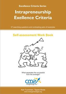 Tuominen, Kari - Intrapreneurship - Excellence Criteria, ebook