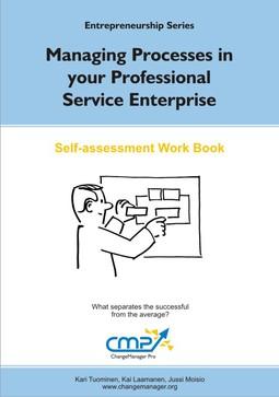 Tuominen, Kari - Managing Processes in your Professional Service Enterprise, e-kirja