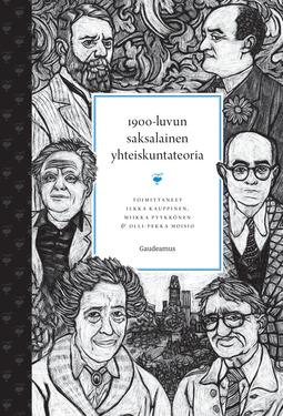 Kauppinen, Ilkka - 1900-luvun saksalainen yhteiskuntateoria, e-kirja