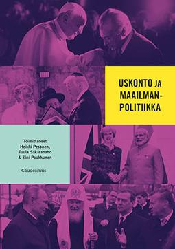 Pesonen, Heikki - Uskonto ja maailmanpolitiikka, e-kirja