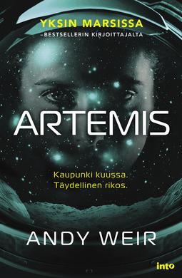 Weir, Andy - Artemis, e-kirja
