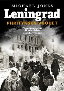 Jones, Michael - Leningrad: Piirityksen vuodet, e-kirja