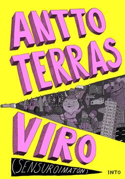 Terras, Antto - Viro (Sensuroimaton), e-kirja