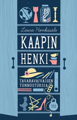 Honkasalo, Laura - Kaapin henki: Tavaravaivaisen tunnustuksia, e-bok