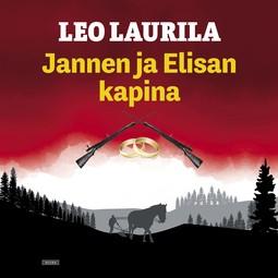 Laurila, Leo - Jannen ja Elisan kapina, äänikirja