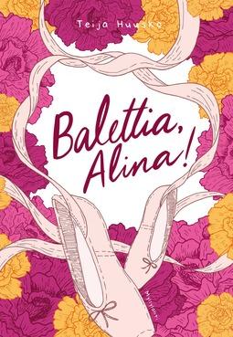 Teija, Huusko - Balettia, Alina!, e-kirja