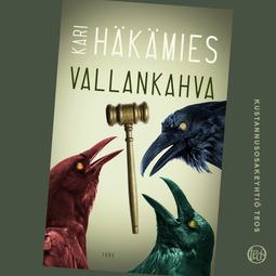 Häkämies, Kari - Vallankahva, äänikirja
