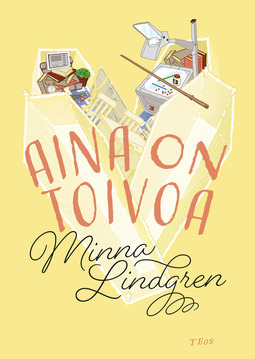 Lindgren, Minna - Aina on toivoa, e-kirja