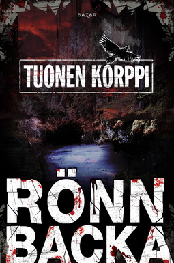 Rönnbacka, Christian - Tuonen korppi, e-kirja