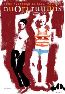 Puuronen, Anne (toim.) - Nuori ruumis, e-bok