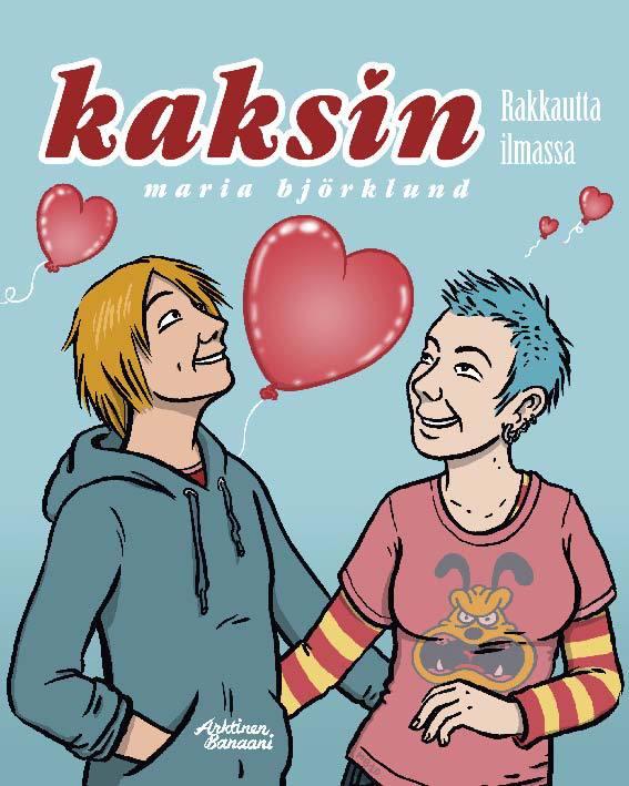Björklund, Maria - Kaksin, e-kirja